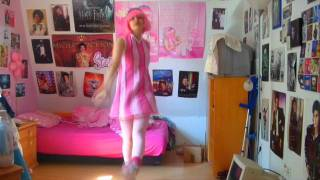 LazyTown - Viivi13 Dancing to Have you ever (English)
