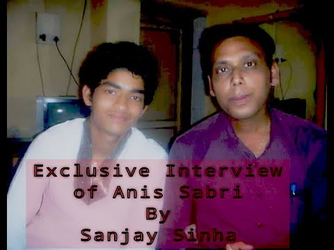Anis Sabri(qawwal) In Asansol;interview By Sanjay Sinha(khaas Baat) video