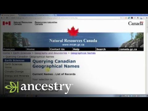 Top Tips for Canadian Family History Research
