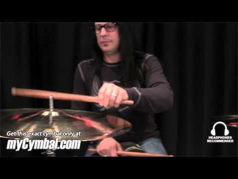 Zildjian Mike Mangini Trashformer/Oriental China Trash Cymbal Stacks - Played by Mike Mangini