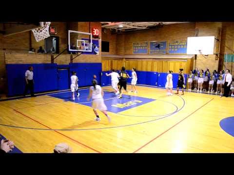 1 | Girls | The Mary Louis Academy ( Queens ) Vs Nazareth Regional High School ( Brooklyn ) - 02/02/2012