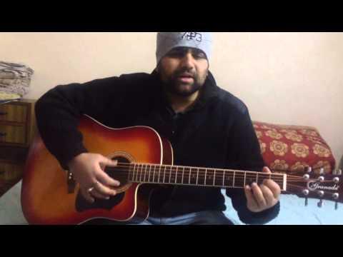Guncha Koi- Mohit Chauhan Unplugged by Setu Shivpuri