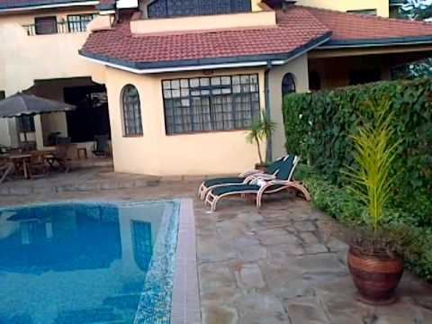 Beautiful Runda House to Let in Nairobi Kenya 1