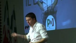 Matteo Renzi a Cagliari per Pigliaru Presidente