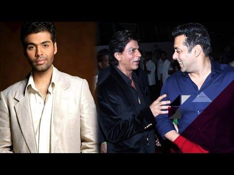 Karan Johar's big dream for Salman Khan & Shah Rukh Khan | Bollywood Gossip