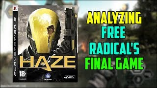 Analyzing Free Radical's Final Game - Haze