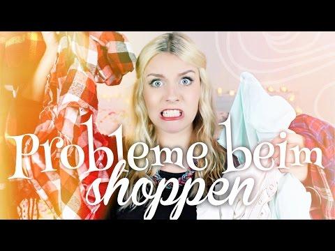 PROBLEME BEIM SHOPPEN ... | Dagi Bee