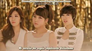 T-Ara & Davichi - We Were In Love - Sub. Español - (Rom-Han)