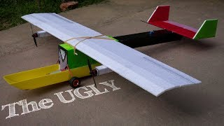 The UGLY || Twin Motor RC Plane