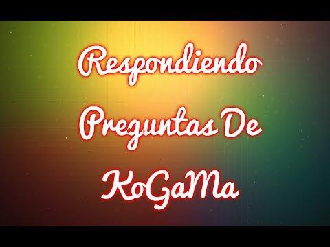Preguntas De KoGaMa