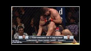 Kesaksian Penonton Laga Khabib Nurmagomedov UFC 229 : Conor McGregor Saat itu Bisa Saja Tewas