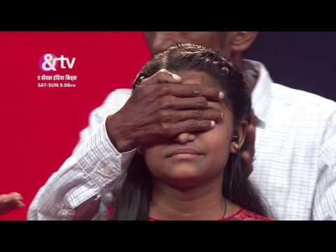 Pooja's Father Surprises Her On Voice Kids | Moment | The Voice India Kids | Sat-Sun 9 pm