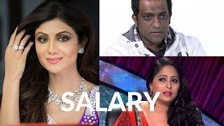 Salary of Super Dancer Judges | Episode 29 and 30 October 2016