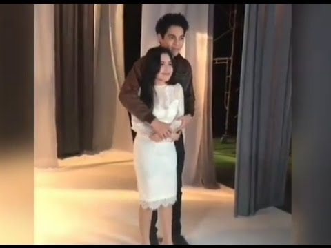 Prilly & Maxime Take Video Clip Ost BMBP