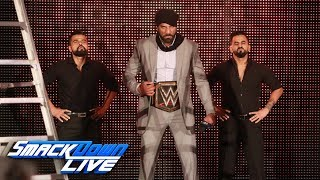 Mahal reveals the WWE Battleground match stipulation to Orton: SmackDown LIVE, June 27, 2017