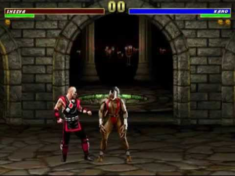 Mortal Kombat Parody 5/Think Mind