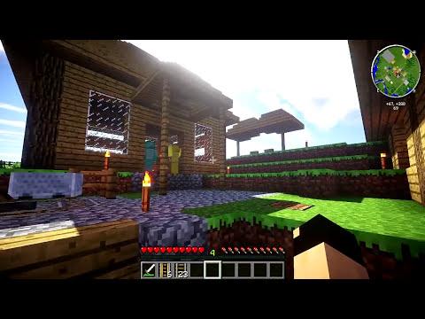 Minecraft - A MONTANHA RUSSA! [23] Meu Amável Mundo!