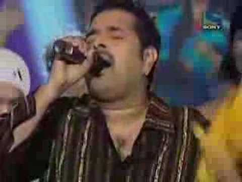 Shankar Mahadevan Performing Jhoom Barabar Jhoom Live video