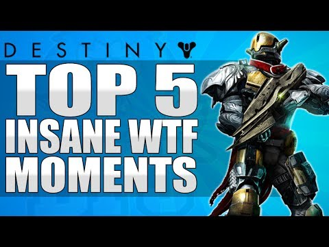 Destiny: ROCKET vs GRENADE! Top 5 WTF Moments Of The Week / Episode 451