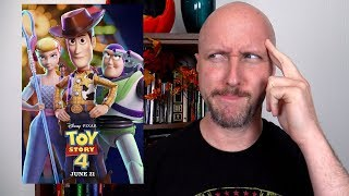 Doug Reviews Toy Story 4