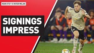 Wan-Bissaka & James Impress! Manchester United 2-0 Perth Glory Reaction | Pre Season Review