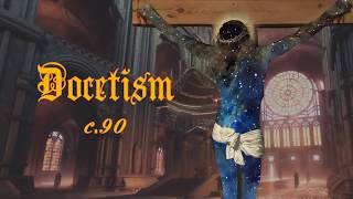 Video: In 90 AD, Docetism held Jesus as an illusion who seemed to live and die - Lorence Yufa (Milwaukee Athiests)