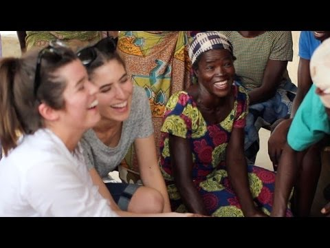 The Ghana Vlog with Sport Relief | ViviannaDoesMakeup