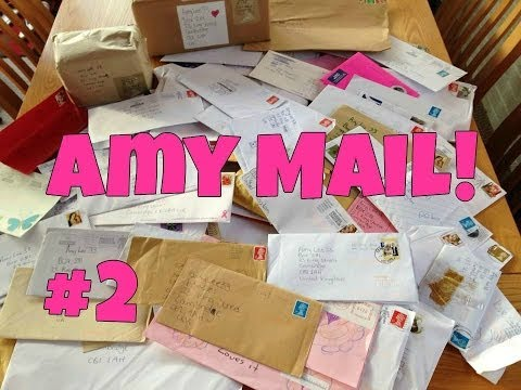 Amy Mail! Thank You So Much! ♥ #2