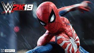 WWE Live Stream (Spiderman Mod) • WWE 2k19 Gameplay HD