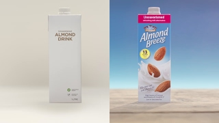 Almond Breeze Worlds Apart