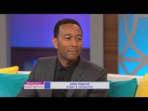 John Legend Extended Interview (Part 1)