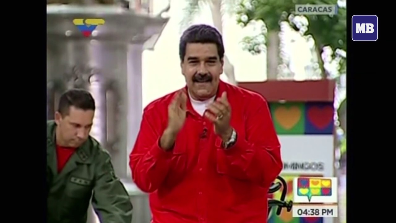 """Maduro releases version of """"Despacito"""" hit to promote elections"""