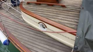 Wooden Gaff Rigged Cutter 36 - Boatshed - Boat Ref#214626
