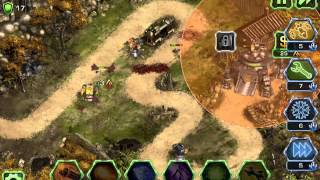 Dead Defence mooore ios iphone gameplay
