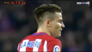 ضربة جزاء ل اتليتكوا مدريد ضد برشلونة بتاريخ 07-02-2017 كأس ملك أسبانيا