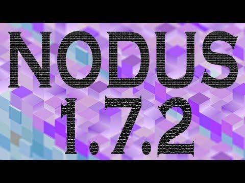 Minecraft - 1.7.2 - 1.7.5 Hacked Client - Nodus (UPDATE) - MrSluby + WiZARD HAX