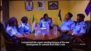 Kuti Atiba - Latest Yoruba Movie 2019 Thriller Starring Biola Adebayo | Ibrahim Chatta