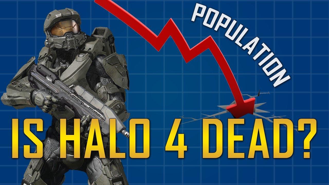 Loadouts Halo 4 Halo 4 is Halo 4 Dead