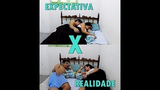 REALIDADE X EXPECTATIVA - HORA DE DORMIR DO BEBÊ