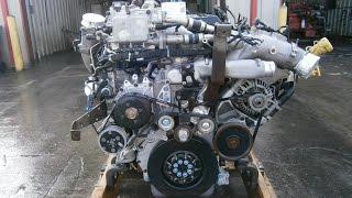 2012 International MaxxForce 13 Engine