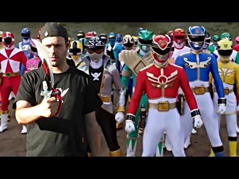 Legendary Battle (Power Rangers Super Megaforce Episode Review!)