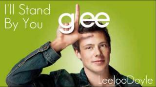 Watch Glee Cast Ill Stand By You video