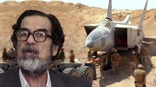 عميد عراقي يكشف اسرار مثيرة عن اخفاء صدام حسين لطائرات العراق