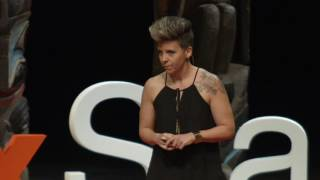The Power of Zero Tolerance | Isabelle Mercier | TEDxStanleyPark