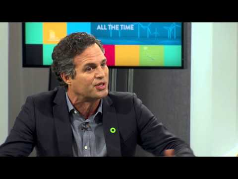 24 Hours of Reality: One-On-One with Mark Ruffalo