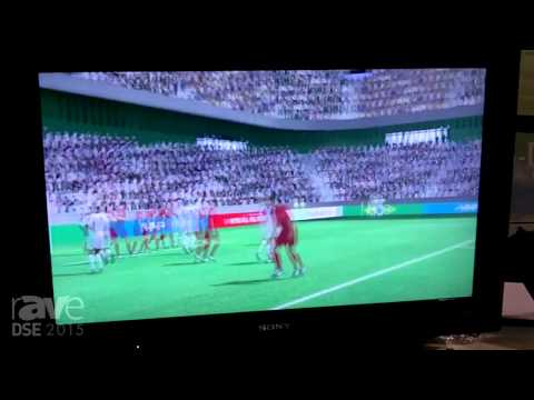 DSE 2015: AFP Recreates Sports Goals, Scoring of Real-life Sporting Events with Fast Turnaround