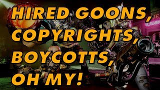 Latest Borderlands 3 Mess: Private Investigators, Copyright Strikes, & A Disappearing Channel