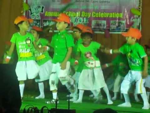Happy Play Home - Gulbarga - Brihaspati(cherrys) Dance on Mera...