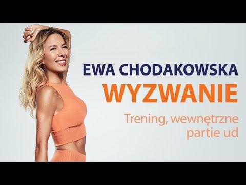 WYZWANIE WEWNĘTRZNE PARTIE UD Ewa Chodakowska