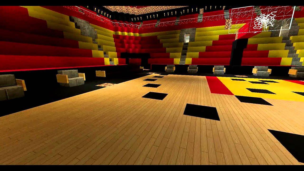 Miami Basketball Arena Minecraft:miami Heat Arena